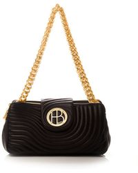 Henri Bendel No. 7 Quilted Shoulder Bag - Lyst