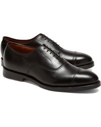 Brooks Brothers Allen Edmonds For Leather Captoes - Lyst