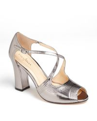 Cole Haan Jovie Mirrored Sandal - Lyst