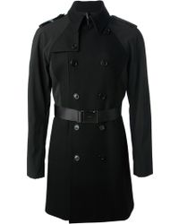 Dior Homme - Trench Coat - Lyst