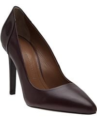 Common Projects - Pointed Toe High Pump - Lyst