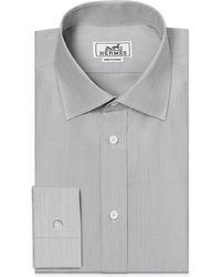 Hermes shirts formal shirts - Lyst