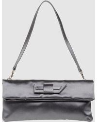 Emanuela Passeri Medium Fabric Bag - Lyst