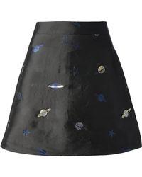 Lulu & Co | Galaxy Skirt | Lyst