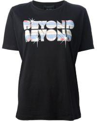 Lulu & Co | Sparkling Beyond Beyond Logo T-Shirt | Lyst