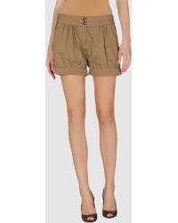 Pinko Shorts - Lyst