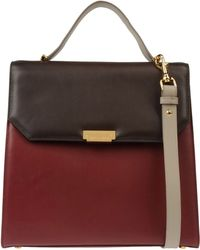Trussardi Medium Leather Bag - Lyst
