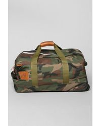 Urban Outfitters - Herschel Supply Co Wheelie Outfitter Suitcase - Lyst