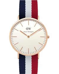 Daniel Wellington Classic Cambridge Watch - For Men - Lyst