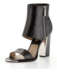 Michael Kors Caitlin Ankle cuff Sandal - Lyst
