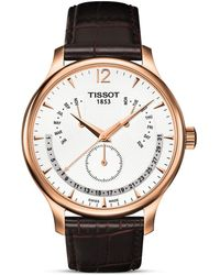 Tissot Men'S Tradition Perpetual Calendar Classic Watch, 42Mm - Lyst