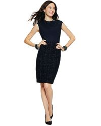 C. Wonder Ponte Boucle Sheath Dress - Lyst