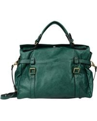 Abaco - Large Leather Bag - Lyst