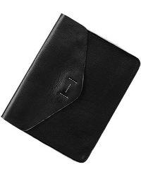 Gap - Leather Envelope Clutch - Lyst