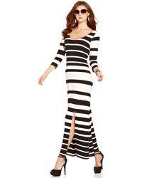 Jessica Simpson Maxi Dress - Lyst