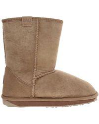 EMU - Stinger Lo Sheepskin Boots - Lyst