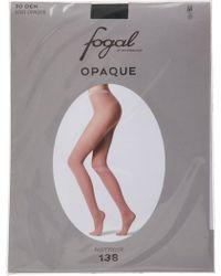 Fogal - 30 Den Semi Opaque - Lyst