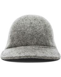 Stella McCartney Wool Hat - Lyst