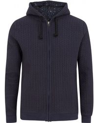 Villain - Louie Hooded Quilted Jacket - Lyst