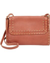 Linea Pelle - Nico Crossbody Bag - Lyst
