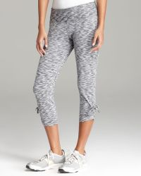 Moving Comfort - Urban Gym Capri Workout Trousers - Lyst