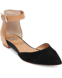 Dolce Vita flats slippers ballerinas - Lyst