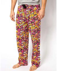 Calvin Klein New Look Animal Pyjamas - Lyst