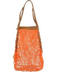 Carven Medium Fabric Bag - Lyst