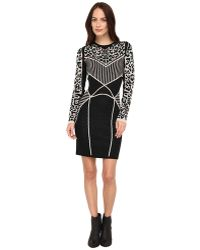 Rachel Roy Knit Dress - Lyst