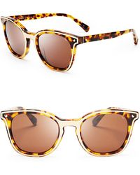 Rebecca Minkoff - Chelsea Wayfarer Sunglasses - Lyst