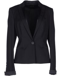 Boss Black Blazer - Lyst