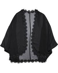 Forever 21 Enchanted Sheer Kimono - Lyst