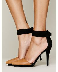 Free People Solitaire Heel - Lyst
