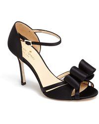 Kate Spade 'Ivela' Ankle Strap Sandal - Lyst
