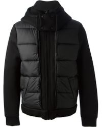 Givenchy Twotone Padded Jacket - Lyst
