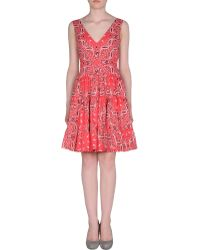 Lucy In Disguise Short Dresses - Lyst