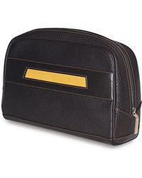 Acqua Di Parma - Tournã©E Business Leather Beauty Case - Lyst
