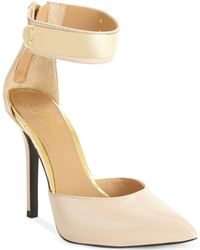 Fergie - Palace Two Piece Court Shoes - Lyst