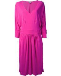 Issa Boxy Jersey Dress - Lyst