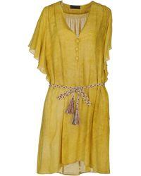 Jo No Fui - Kneelength Dress - Lyst