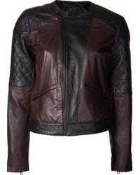Joe's Jeans - Seamstress Moto Jacket - Lyst