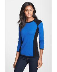 Lauren Hansen | Colorblock Cashmere Pullover | Lyst