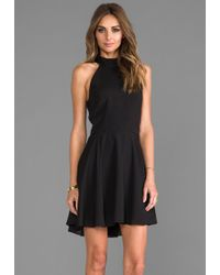 Naven Mia Dress in Black - Lyst