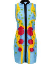 Azede Jean-Pierre - Silk Cotton Printed Dress - Lyst