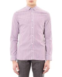 Burberry London Halesbury Pinstripe Shirt - Lyst