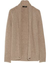 CALVIN KLEIN 205W39NYC -  Merino Wool And Cashmere Blend Cardigan - Lyst