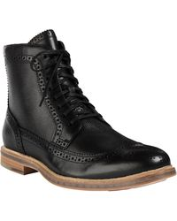 Cole Haan Cooper Square Longwing Boot - Lyst