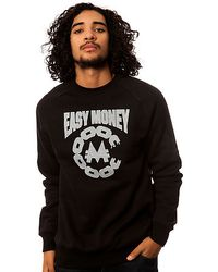 Crooks and Castles - The Easy Money Crewneck - Lyst