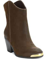 Fergie - Chambers Cowboy Boots - Lyst