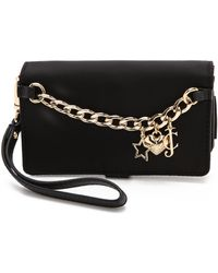 Juicy Couture - Brentwood Nylon Tech Wristlet - Lyst